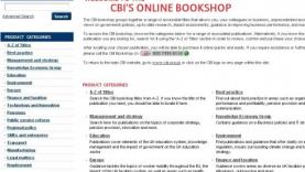 CBI Bookshop