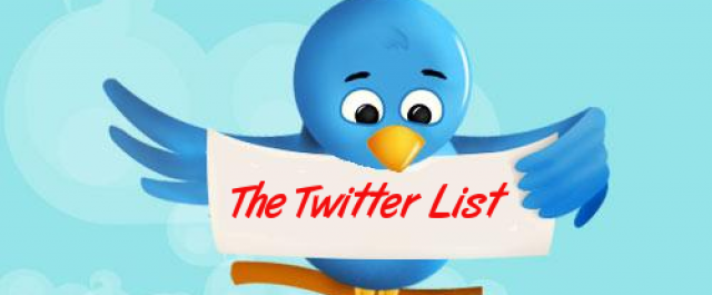 Five Tools for Twitter Lists